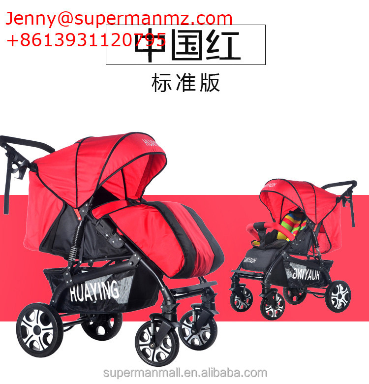 Baby Stroller Type and steel tube with powder coating Frame Material baby doll pram stroller