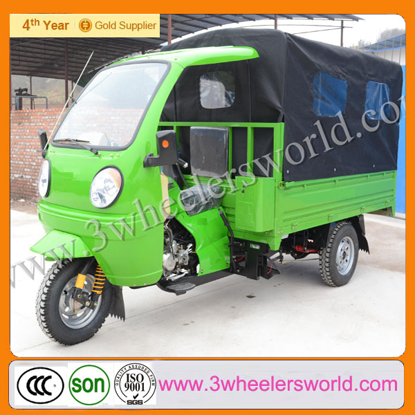 China Supplier popular design mobile food shop tricycle/Tricycle Cargo Bike