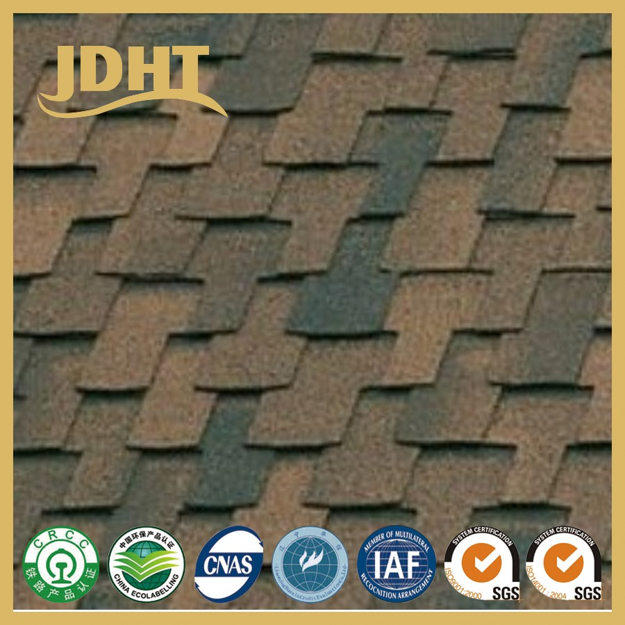 M004 JD-253 Hot sale glass fiber filler asphalt shingle factory