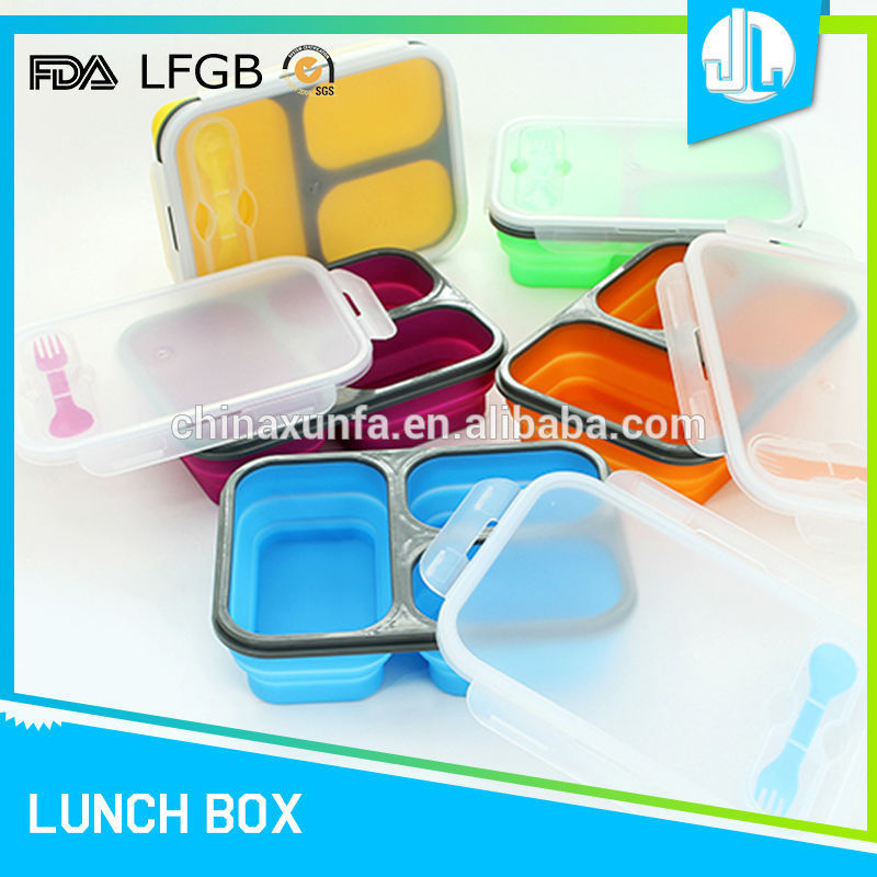 FDA silicon material safety u003cstrongu003efoodu003c/strongu003e storage ...  sc 1 st  Alibaba Wholesale & Wholesale ided food containers - Online Buy Best ided food ...