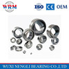 High Quality Rod End Bearings/ auto bearing stainless steel ball joint rod end bearings for the forging macine tools