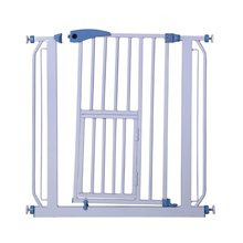 Fence 75 to 85 cm Width Keep Child Safe Stainless Factory Wholesale Pet Baby Safety Gate