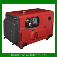 home use silent type diesel generator