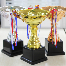 Wholesale Cheap Custom Design Basketball Baseball Bodybuilding Replica Blank Champions League Sport Award Metal Trophy Cup