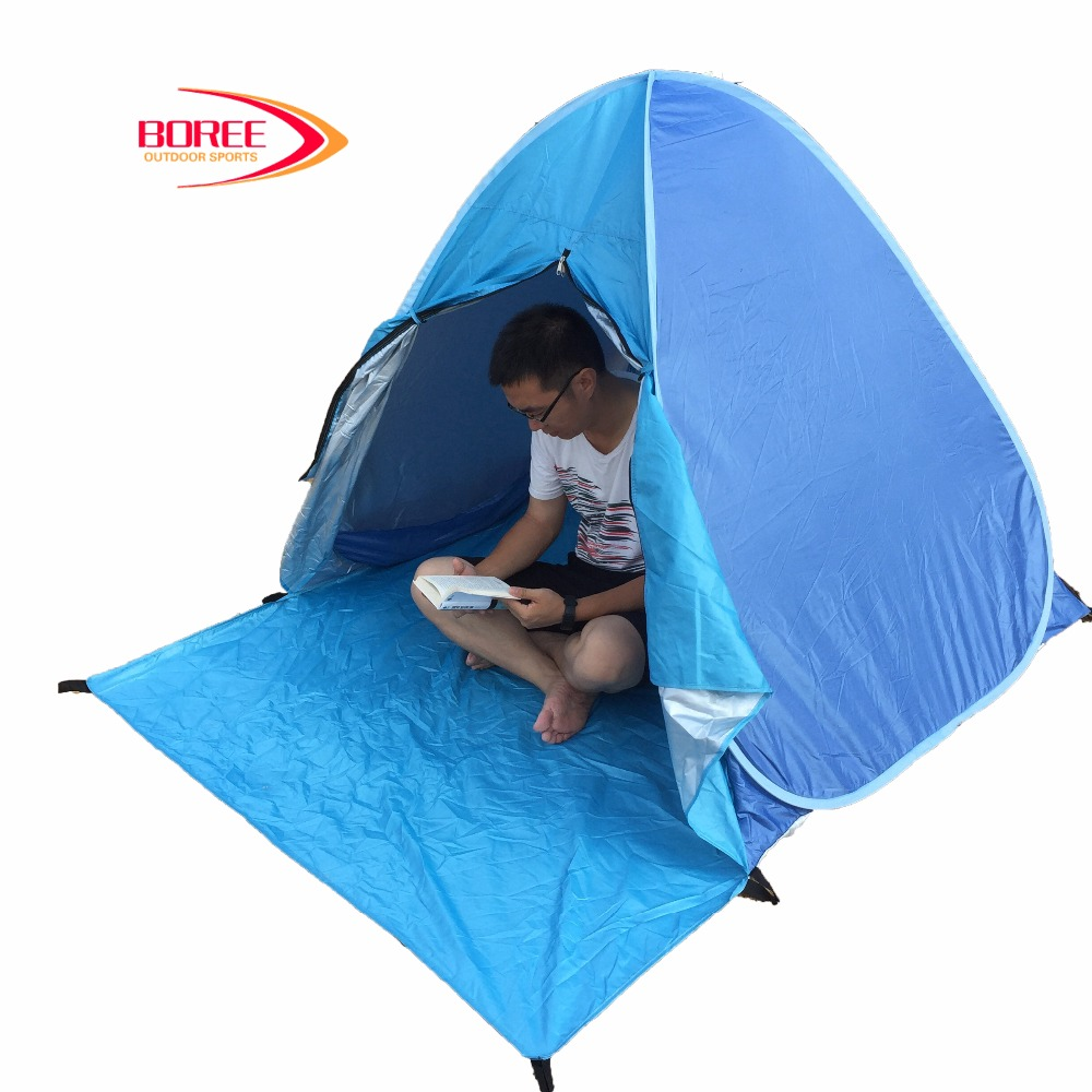 1st Automatic Pop Up Beach Tent Sun Shelter Outdoor Camping Hiking light weight tent
