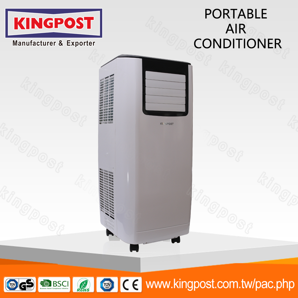 Black mdv hybrid water chiller 1 horsepower air conditioner