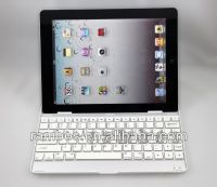 Wireless Keyboard Case Cover Tablet Aluminum Alloy Bluetooth Keyboard for iPad 2 3 4