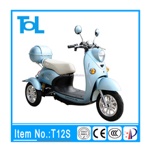 popular across the world 3 wheel long running distannce electric three wheel scooter