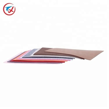 2018 Alibaba verkoopbare naald punch non-woven craft polyester vilt sheet