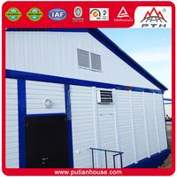 EPS Sandwich wall panel prefab house