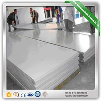 best profile 2B finish stainless steel sheet/plate with high quality