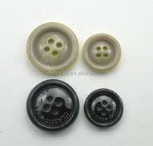 Hot sale branded garment button for garment