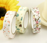 New stationery Vintage decoration tape high quality masking tape washy tape
