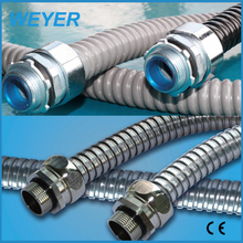 Flexible Corrugated Electrical Conduit Pipes,Flexible Metal Electric Cable Conduit, Waterproof Flexible Cable Electrical Conduit