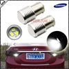 Xenon White Samsung 3535-SMD 1156 7506 BA15s LED Bulbs For Brake, DRL, Turn Signal, Backup Lights Lamps