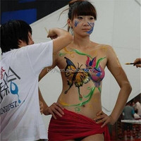 Multicolor Multifunction Face And Body Painting Supplies Famous Nude Body Art Painting Modern Art Paintings Face Body Paint