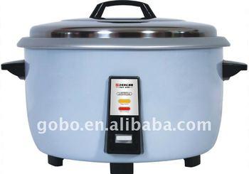 Rice cooker capacity in kg