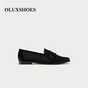 Brand shoes factory years history low price causal women moccasin shoes