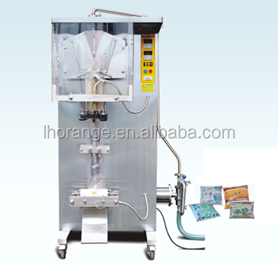 Fully automatic small bag food oil packing machine