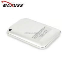 ABS cover material 5000 mAh Li-polymer battery usb mobile phone power bank