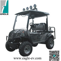 four wheel drive electric hunting buggy,four seats, electric hunting buggy