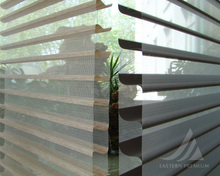 European sunscreen Out/Block Out/Translucent fabric Shangila roller blinds
