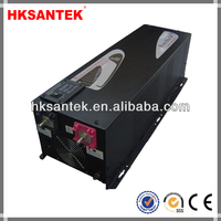 [HKSANTEK] 24V 48V 230V 5000 watt inverter pure sine wave big power inverter home inverter
