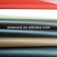 Various Color Embossed Popular Used pvc leather synthetic leather