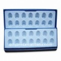 Disposable White PVC Blister Plastic Packing Tray for Medical