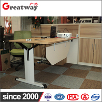 New Simple Design Modern wood furniture Executive office table manager desk
