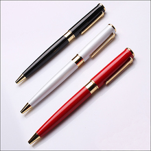 Red White Black Metal Best Ball Point Pen Close Up For <strong>Promotion</strong> or Gifts