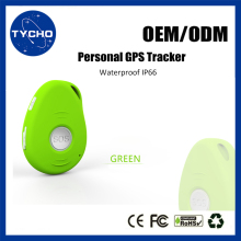 Support GPS/GSM/GPRS Tracking 3G GPS Tracker Touch SOS Panic Button GPS Tracker Waterproof IP67 Long Battery Life GPS Tracker