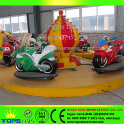 Mini Rides Fairground Ride Kiddie China Funfair Racing Car