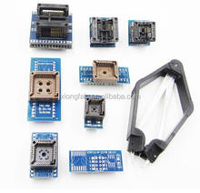 8 Programmer Adapters Sockets Kit for TL866CS, TL866A, EZP2010 with IC Extractor electronic diy kit
