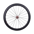 Best selling OEM 25 mm width carbon fiber 50mm carbon bicycle wheels