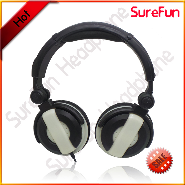 big DJ HIFI headsets for Music equipment