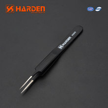 Professional Needle Nose Anti-Static Stainless Steel Vetus Tweezer
