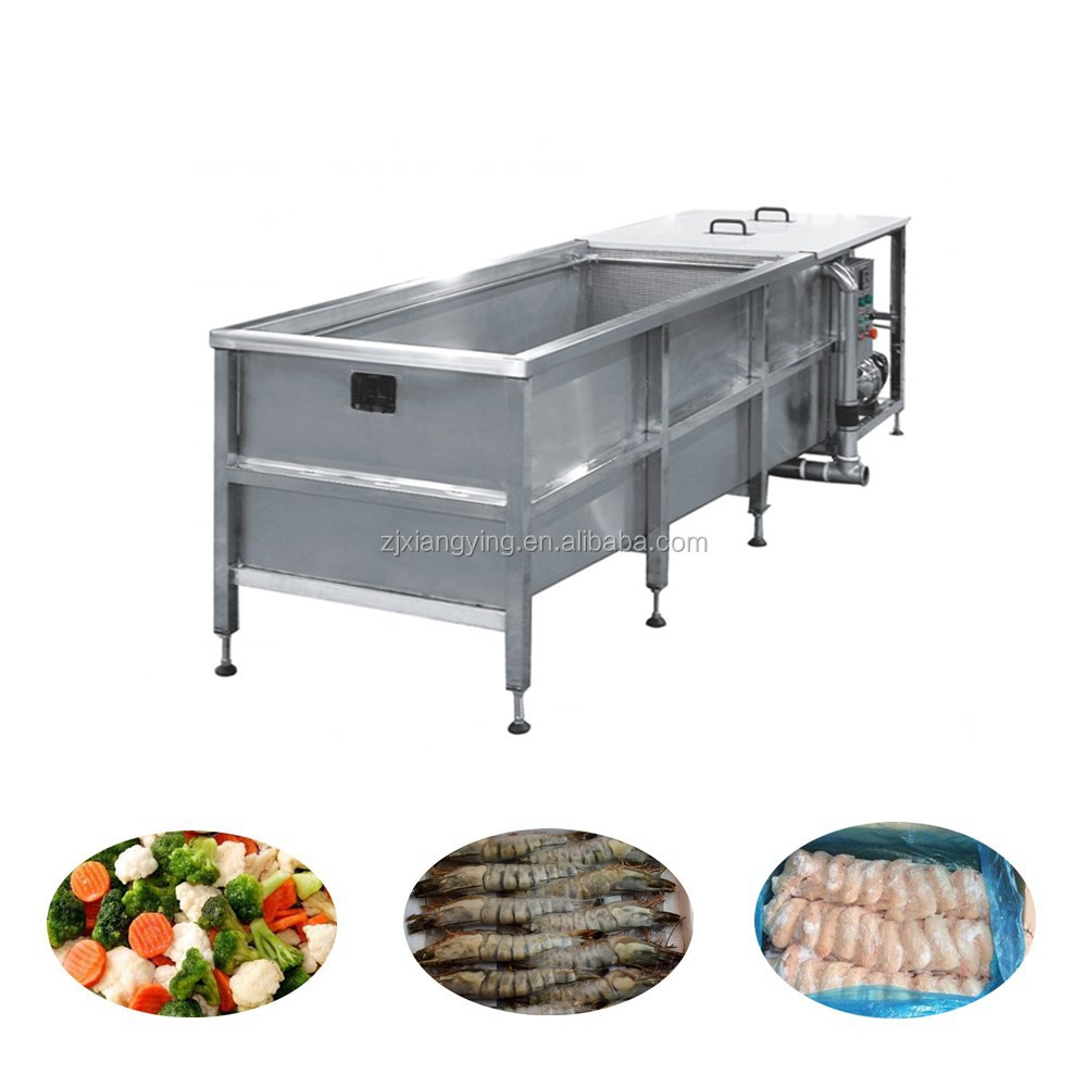 XYJDJ3 Commercial Meat Thawing Equipment Food Processing Machine