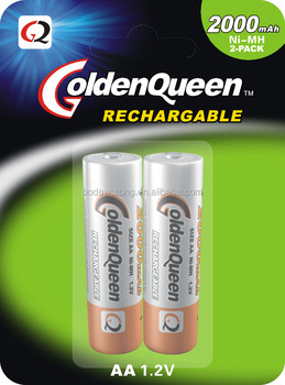 AA Ni-MH Recharge Battery