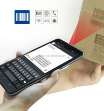 Cilico android Courier 1d laser barcode tablet pc filled NFC reader/writer,built-in GPRS/GSM,GPS,wifi,Bluetooth,3G