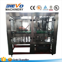 Automatic Liquid Beverage Filling Machine For