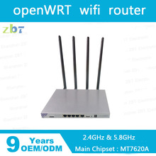 good quality 1200Mbps openwrt wifi router password