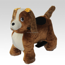 Jinli CE animal shape battery toy rides riding stuffed animals at the mall Amusement equipment