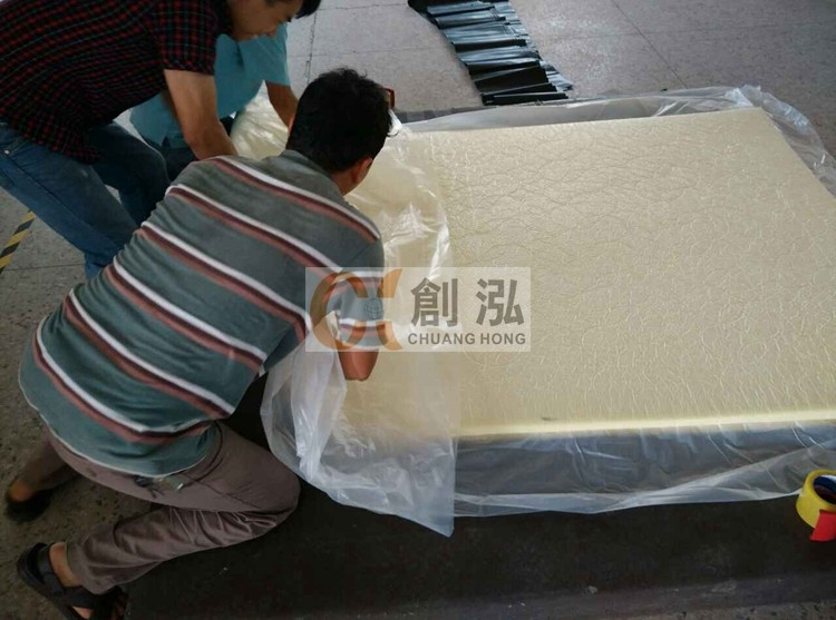 Middle East Best Quality Rebond Foam Sheet for Bed Mattress