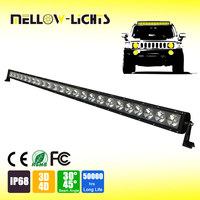 Hot sale 50 inch 240w off road led light bar for offroad cars atv suv truck vehicle boat motorcycle
