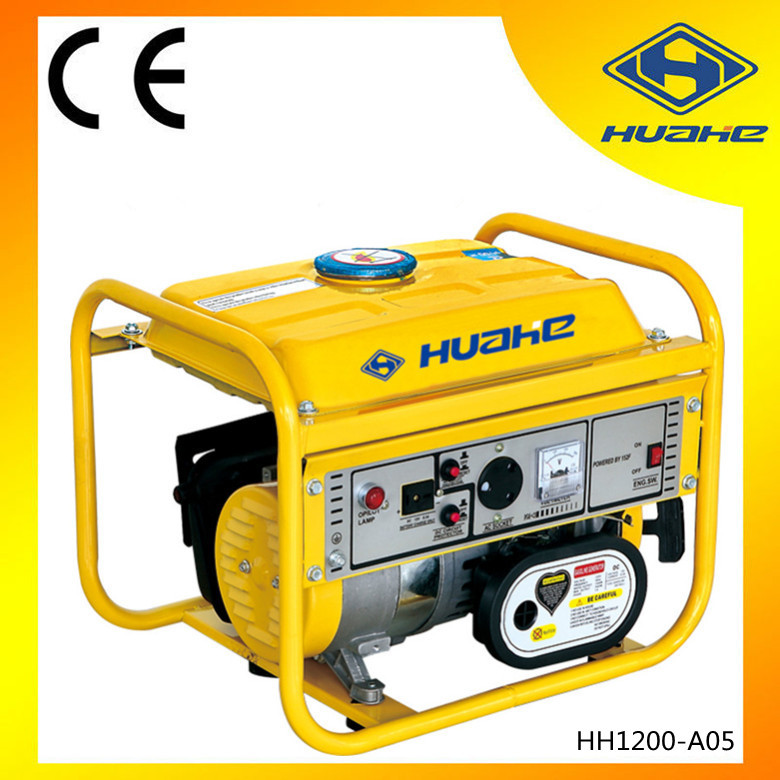 750w 2 stroke portable gasoline generator,2-stroke recoil start gasoline engine