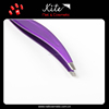 Girls Eyebrow Tweezers Curled Tweezer Scissors Eyelash Extensions Tweezers