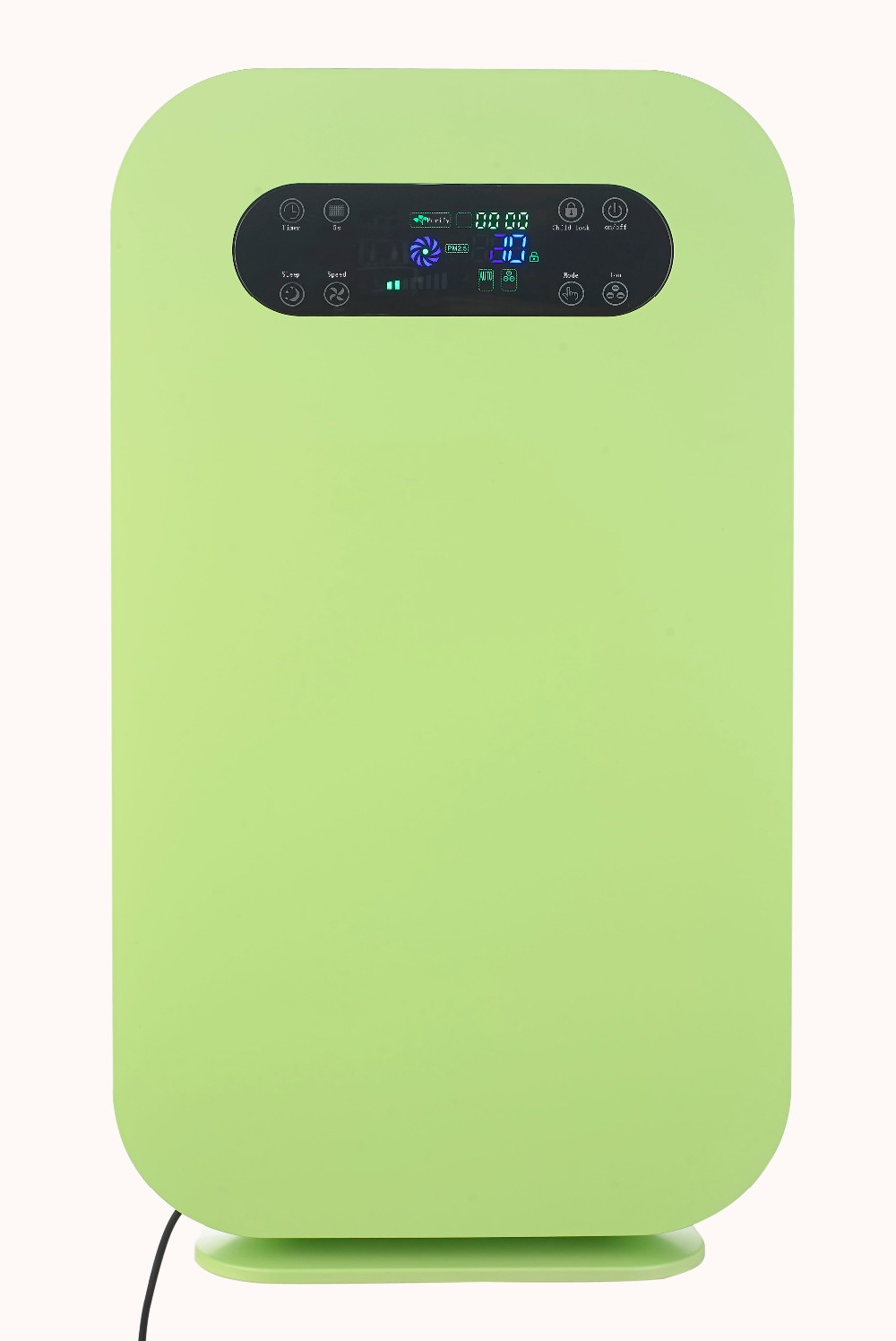 air quality Integration monitor of Particle Pollution(PM2.5 or PM10) / Formaldehyde(HCHO) sensor detector