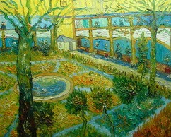Remarkable Hand-painted Van Gogh Oil Painting (vg-039)