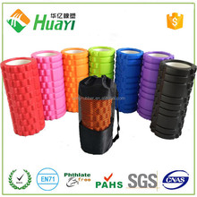 High-density Round Hollow Fitness Exercise Foam Roller HYR-002